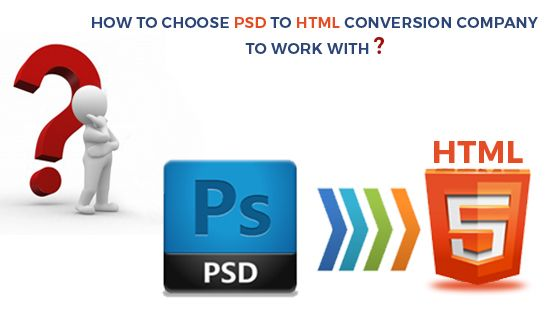 Top 6 Key Steps In Choosing #PSD_To_HTML Conversion Company To Work With. #Nexstair
