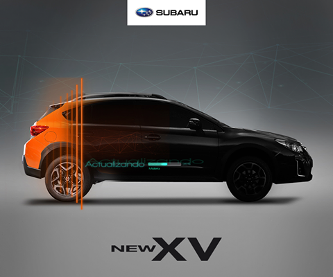 Subaru inicia la preventa en Chile del All New XV 2018