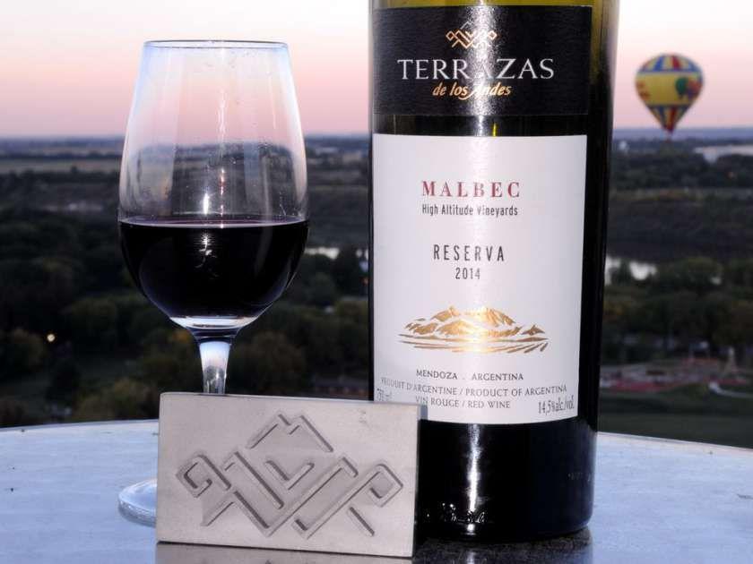 Terrazas De Los Andes 2014 Reserva Malbec Malbec