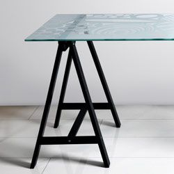 Vika Ikea Love Glass Desk Have This Ikea Desk Bureaus Ikea