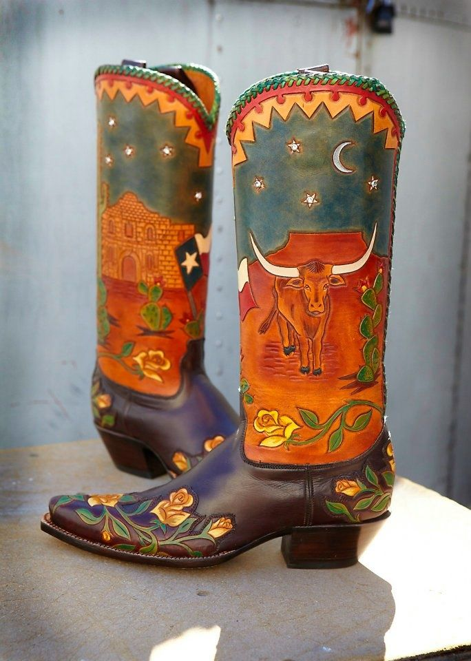 pictures of yellow rose of texas | MY Boots_YELLOW-ROSE-OF-TEXAS Boots!!!!!