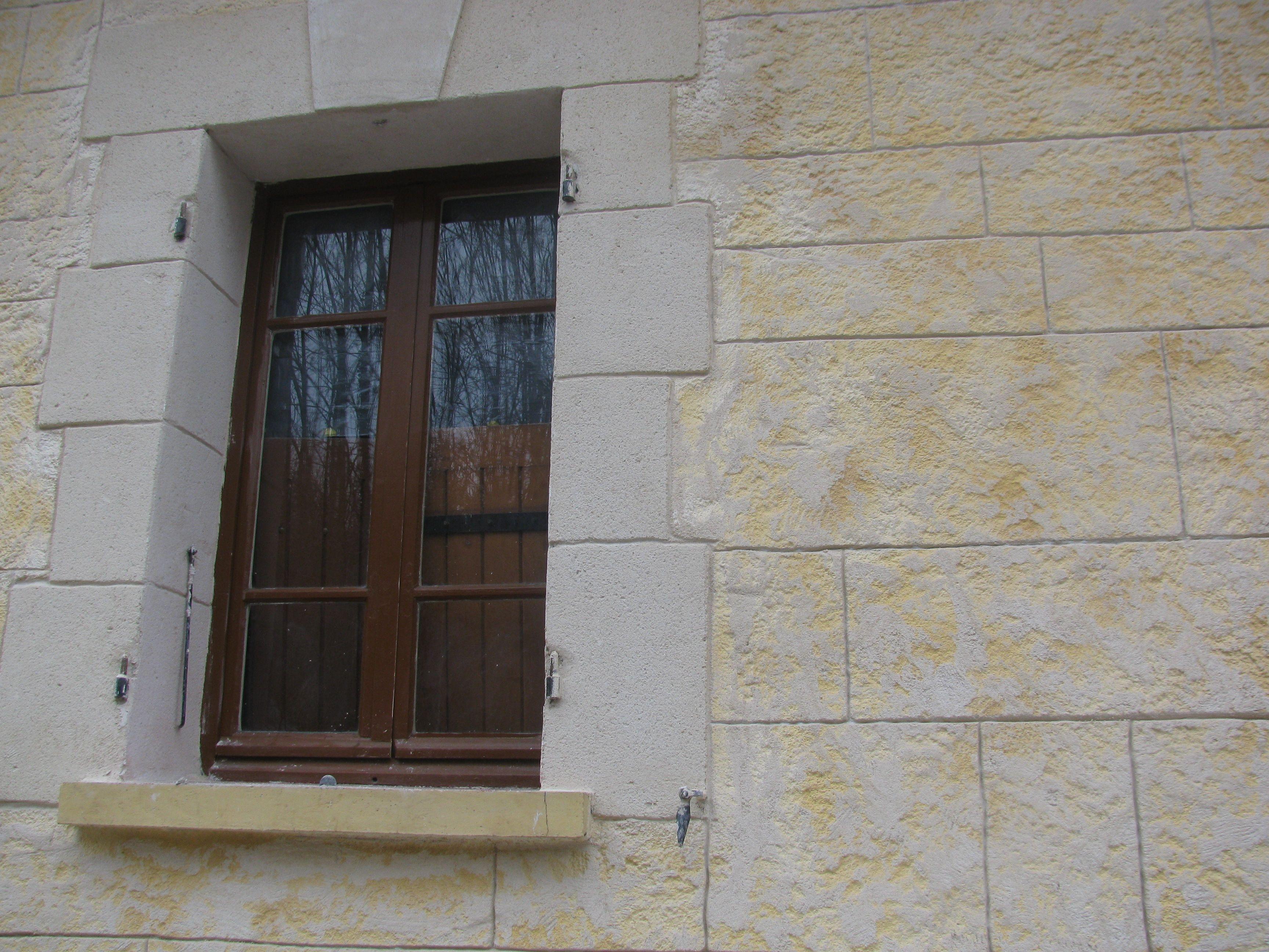 enduit la chaux a rienne imitation pierre chantier moli re sur c ze 30 wallcrete and. Black Bedroom Furniture Sets. Home Design Ideas