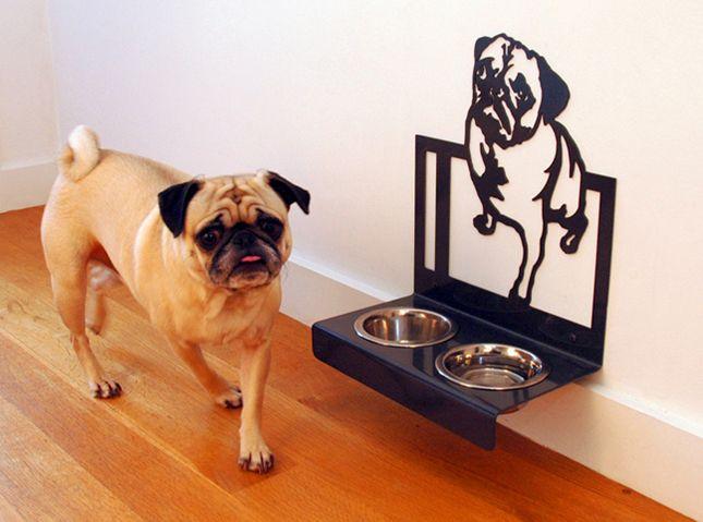 20 Designy Dog & Cat Bowls via Brit + Co.