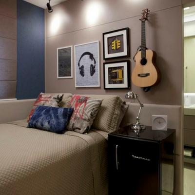 Küçük Yatak Odası Dekorasyonu için 10 İç Mimar Önerisi