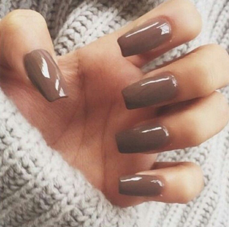 Cute for fall/winter. | Nails | Pinterest | Fall winter, Winter and ...