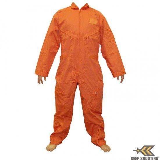 Orange Prison Jumpsuit (Costume) - Keepshooting® 33.95 | Costume ...