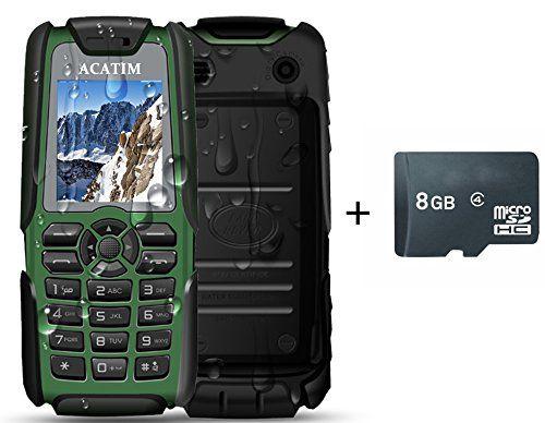 Acatim Unlocked Military Version IP67 Unblocked Waterproof ...