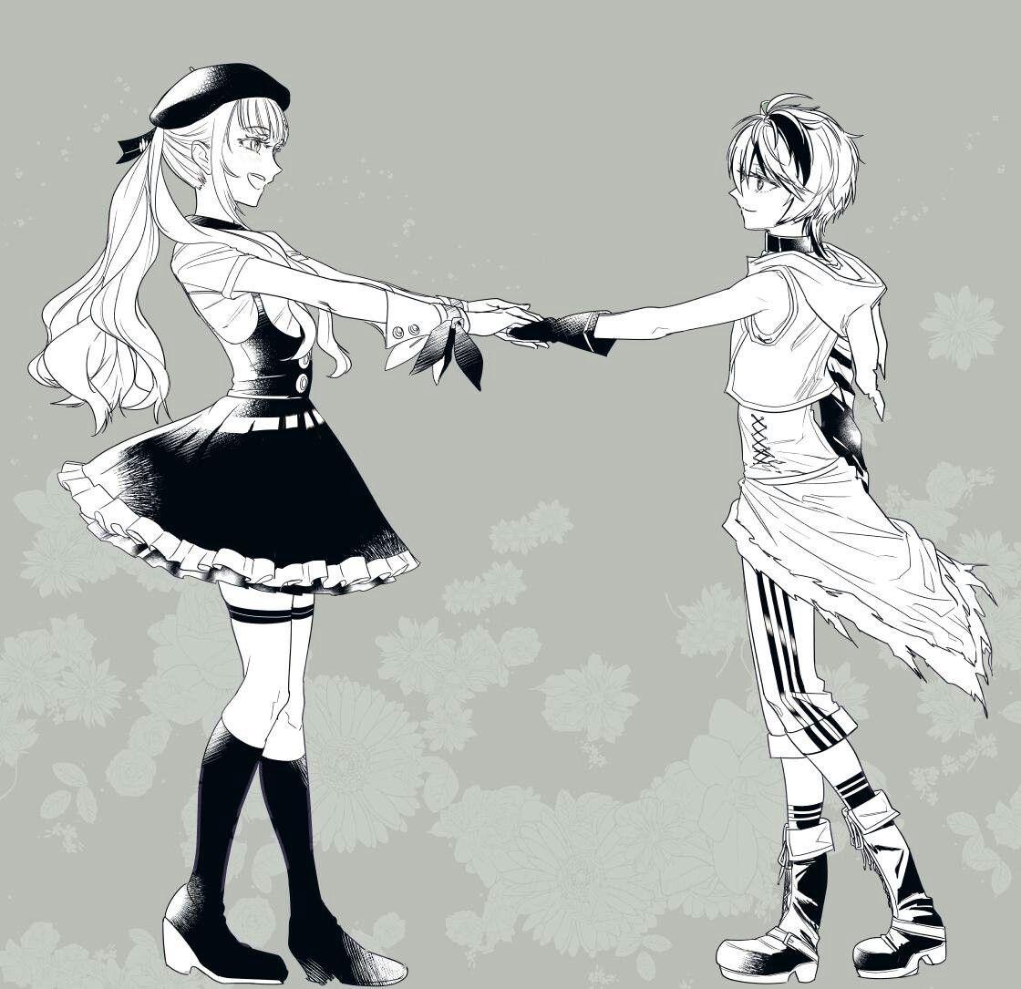 Xin Hua Flower Vocaloid Hatsune Miku Anime