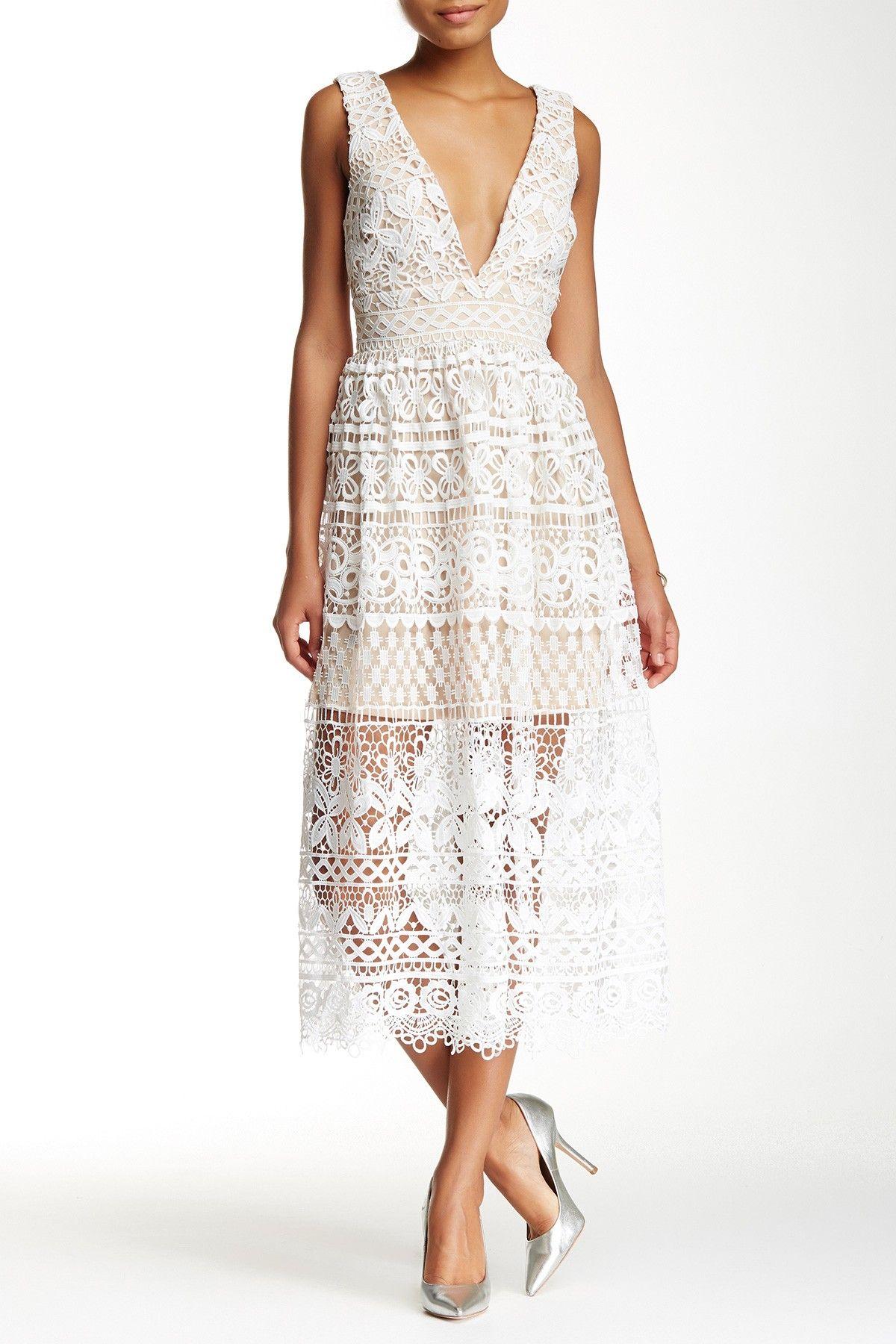 Lace Midi Dress Lace Midi Dress Dresses Nordstrom Dresses [ 1800 x 1200 Pixel ]