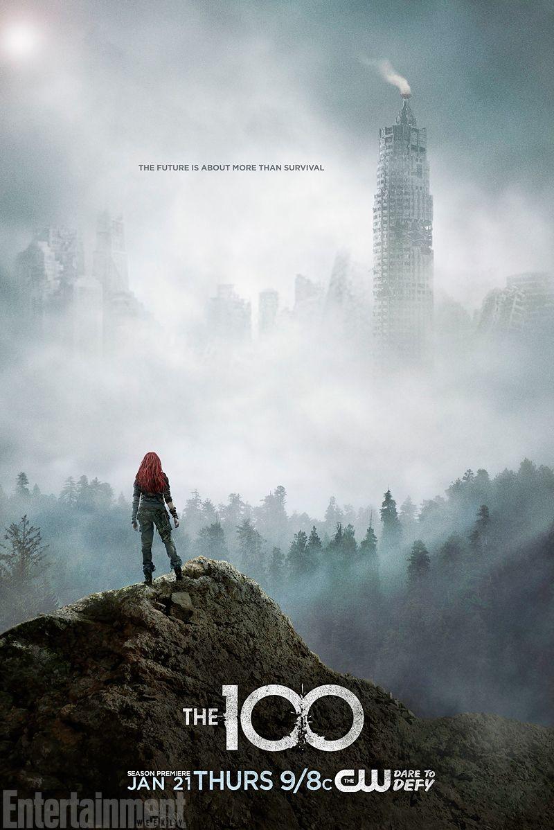 Resultado de imagem para The 100 season 3 posters