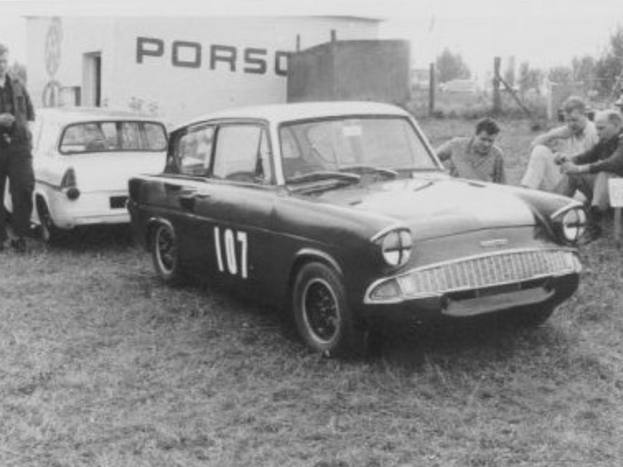 Pin By Dave Rupert On Ford Ford Anglia Touring Car Racing