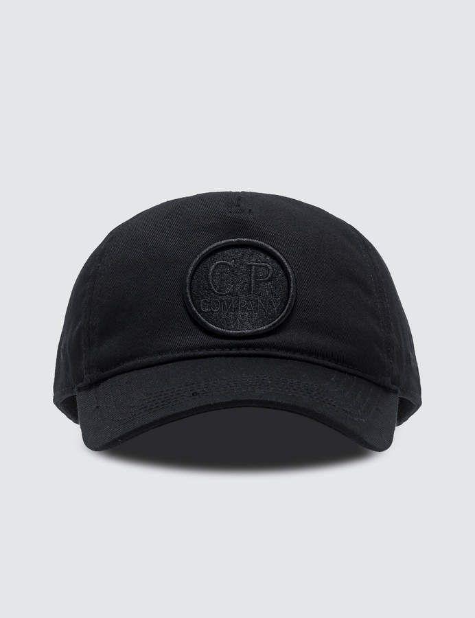 23f66922104 C.P. Company Baseball Cap Clothing Company