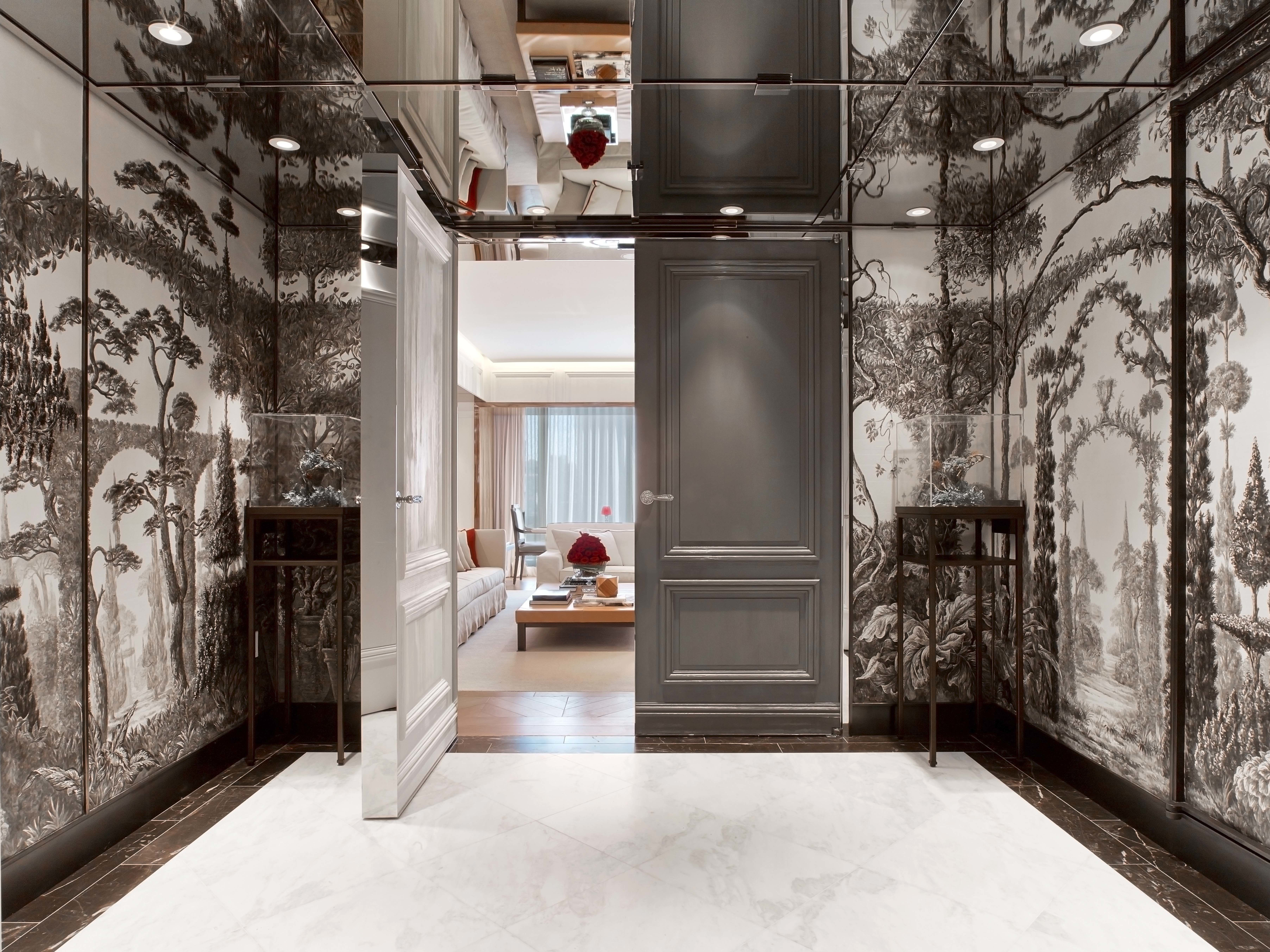 15 of the most expensive hotel suites in new york city for Most expensive hotels new york