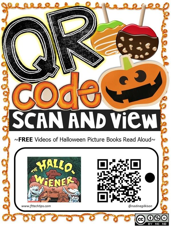 Download over 40 Holiday Books accessed via QR Code for FREE! All
