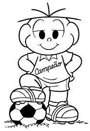 Monica Futebol Pesquisa Google Com Imagens Desenhos Para