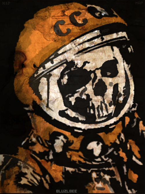 Dead Astronaut by Bluzlbeedeviantartcom on deviantART