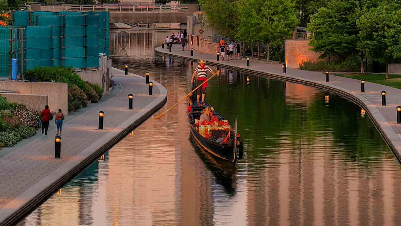 Gondola Rides Old World Gondoliers | Visit Indy | {Take Me Away ...