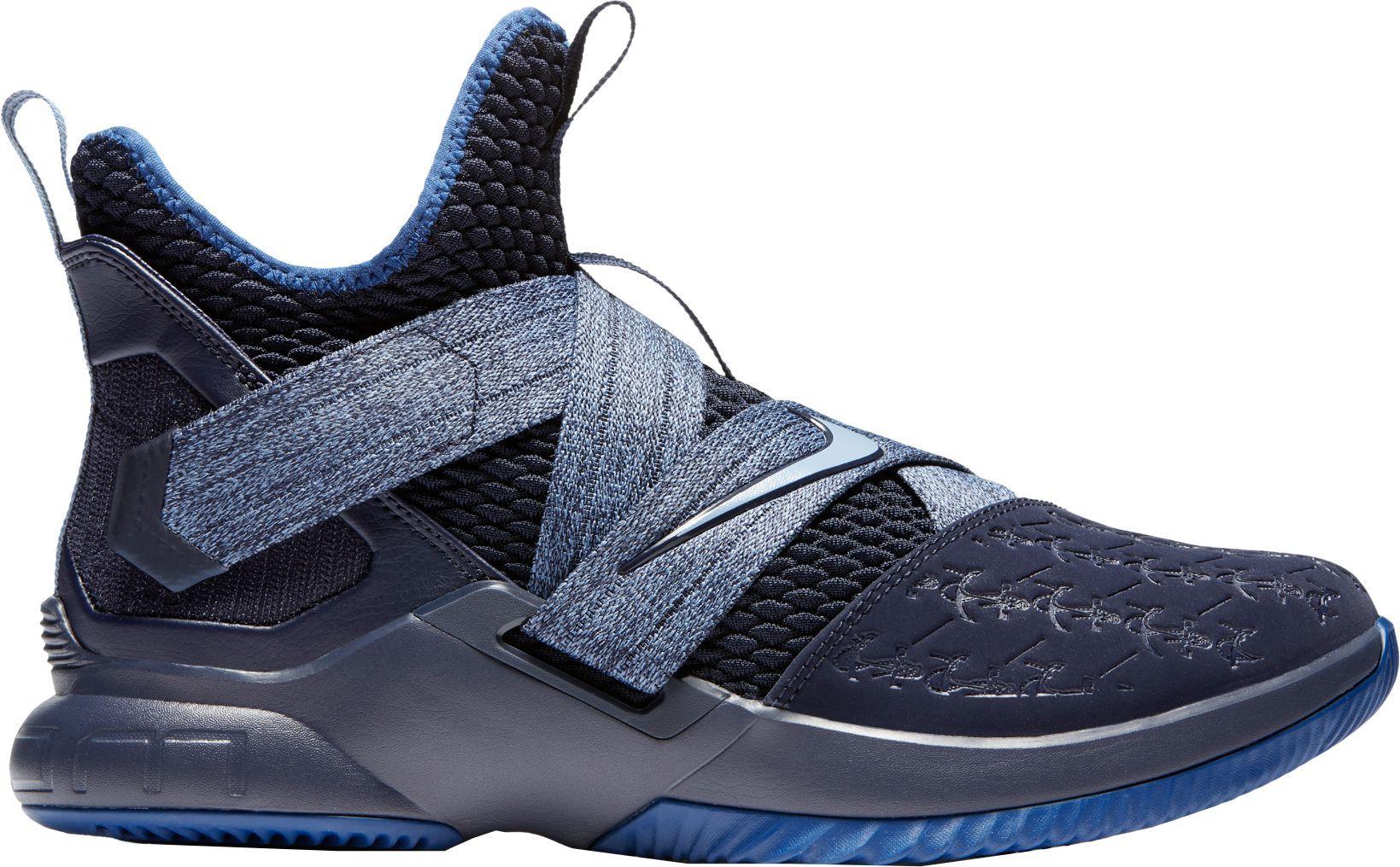 2e4b8d81e0e62c Nike Men s Zoom LeBron Soldier XII Basketball Shoes