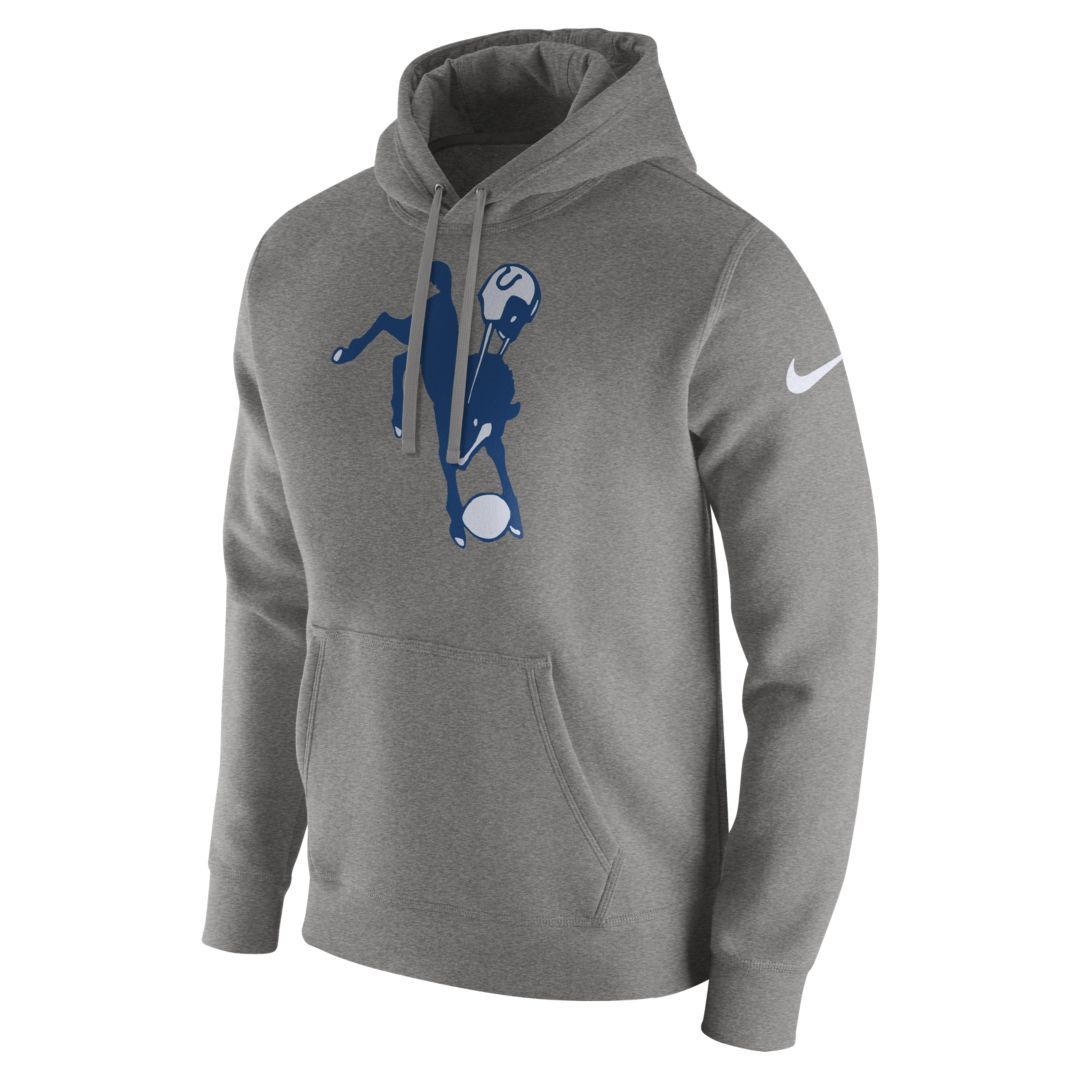 super popular ccddd 8903e Club Fleece (NFL Colts) Men's Pullover Hoodie in 2019 ...