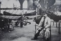 Ellehammers workshop