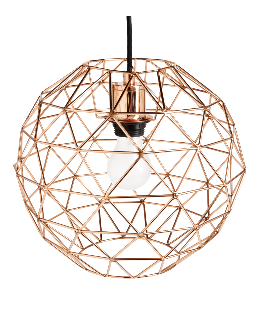 cage suspension en cuivre diam tre 30cm deco luminaires pinterest cuivre luminaire et deco. Black Bedroom Furniture Sets. Home Design Ideas