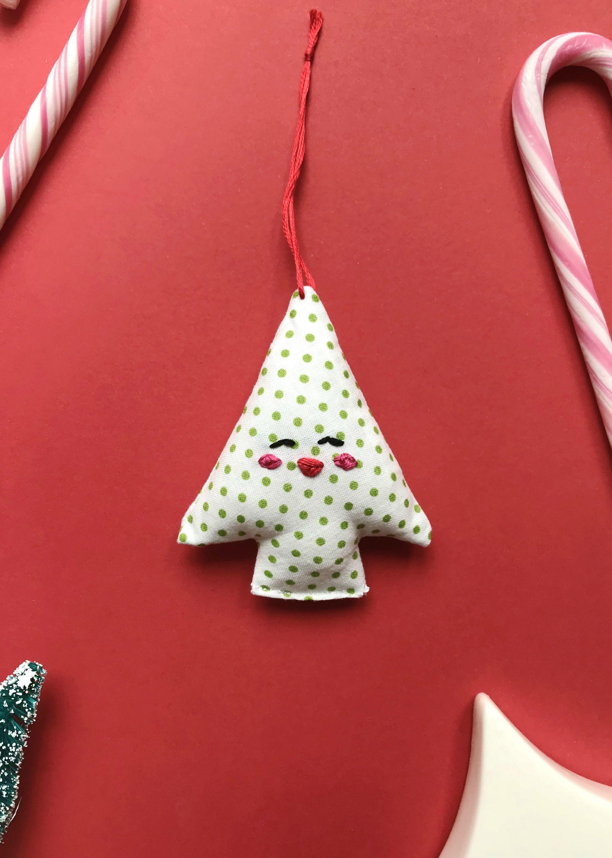 8ffb35f5bd Tutorial Albero di Natale Kawaii   Tutorial creativi   Christmas ...