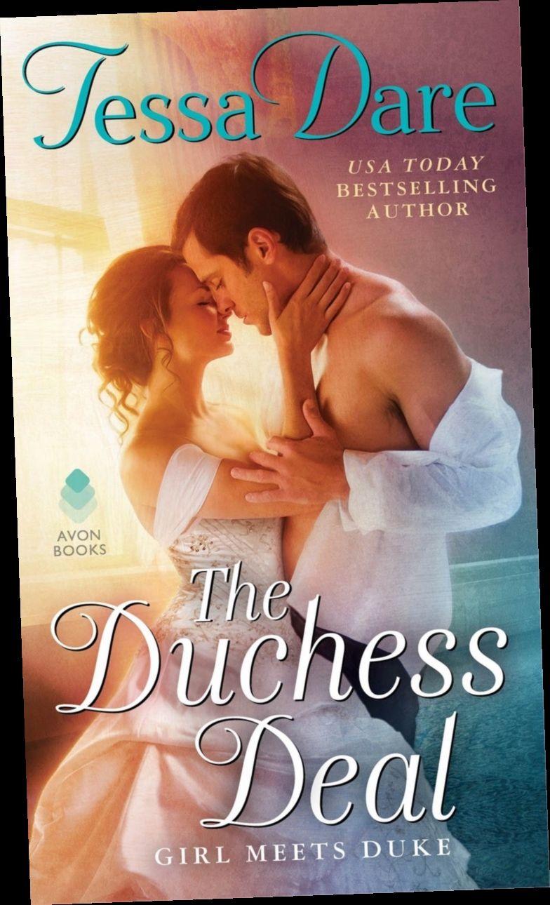 Ebook Pdf Epub Download The Duchess Deal By Tessa Dare Historical Romance Books Romance Books Avon Books