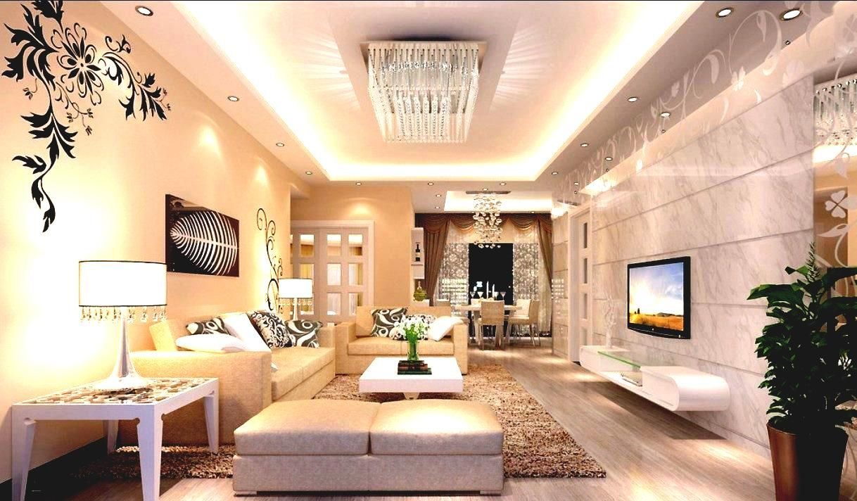 Decorating Ideas For Family Room On A Budget Luxury House Designs Condominium Interior Design Modern Rustic Living Room