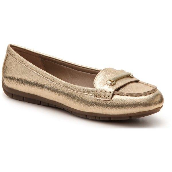 Bandolino Inverta Loafer   DSW ($50) ❤ liked on Polyvore featuring shoes, loafers, loafer shoes, loafers & moccasins, bandolino shoes, bandolino and bandolino loafers
