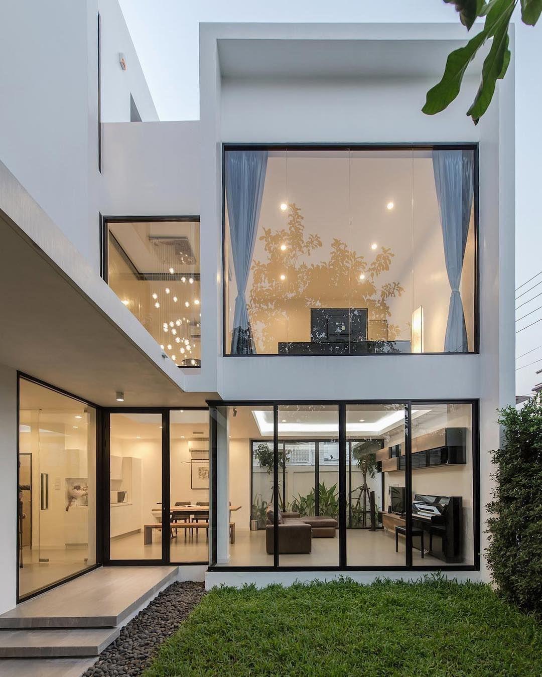 38+ Full house modern design information