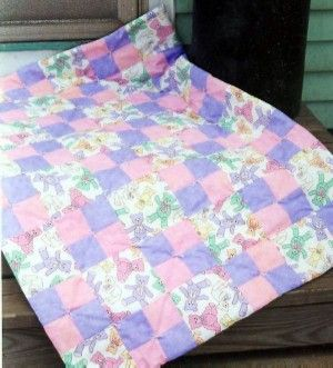 Making quilts for beginners using easy baby quilt patterns and ... : quilt patterns beginners - Adamdwight.com