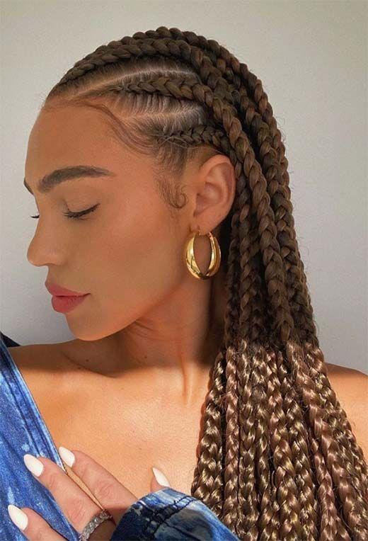 Photo of 61 Badass Box Braids to Inspire: Box Braid Hairstyles Guide