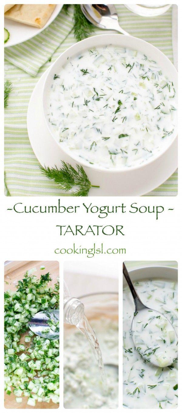 Get the recipe Cucumber Yogurt Soup @recipes_to_go