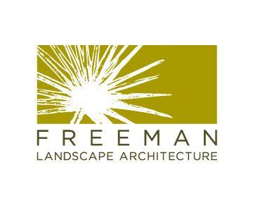 Logo Design For Freeman Landscape Architecture Company Based Out Of Charleston Sc Architecture Logo Web Design Logo Branding Design Logo