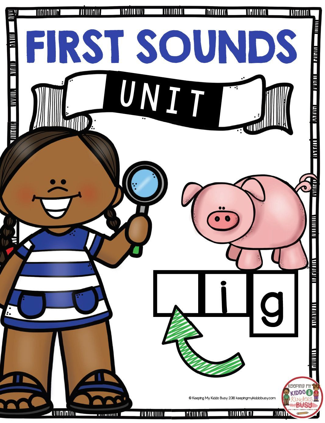Teaching First Sounds