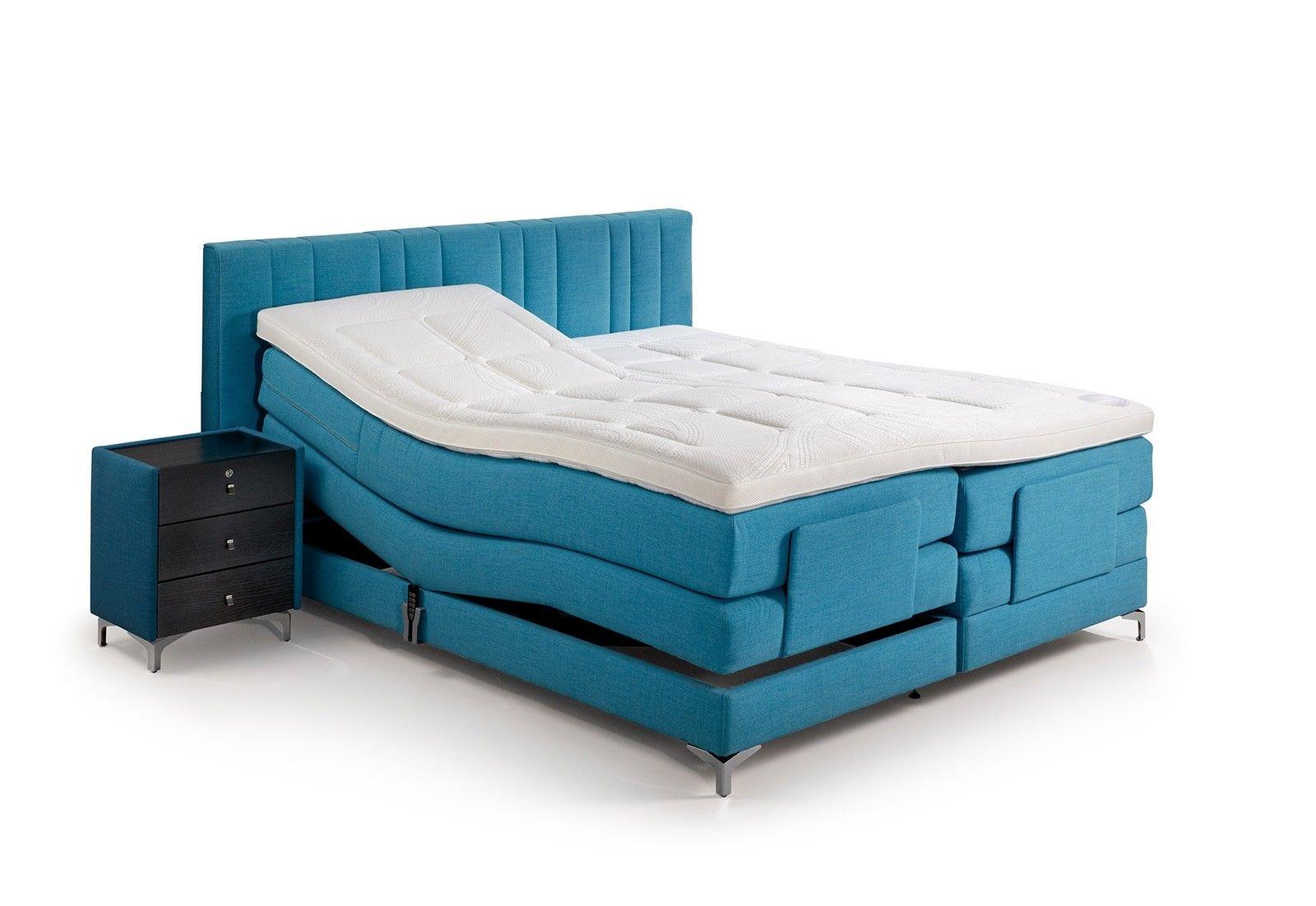 Velda Physio Boxspring 3c Elektrisch Boxspring Bed Boxsprings