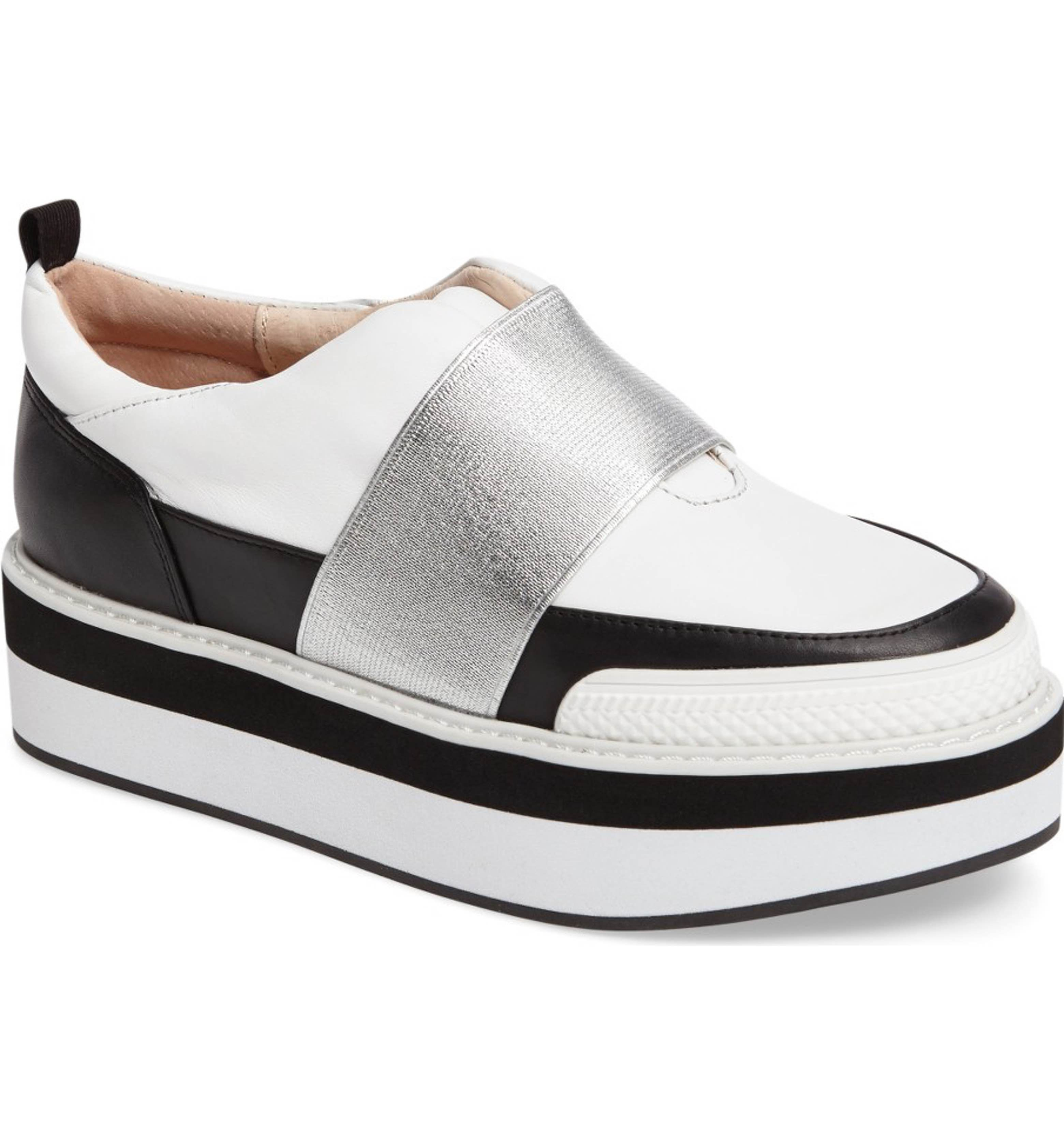 Main Image - Shellys London Damini Slip-On Platform Sneaker (Women)