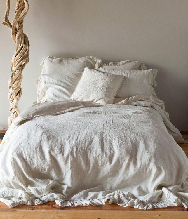 linen bedspreads and duvet covers duvet covers bella notte rh pinterest com au cottage duvet sets stone cottage duvet covers