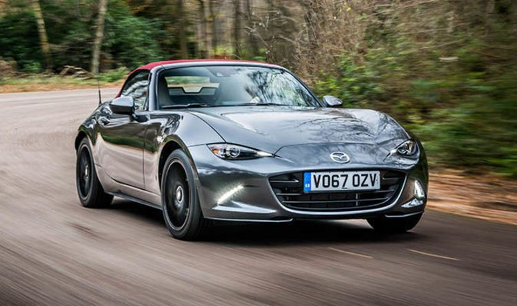 Mazda MX ZSport Coolest Version Of The Iconic Sports Car - Iconic sports cars