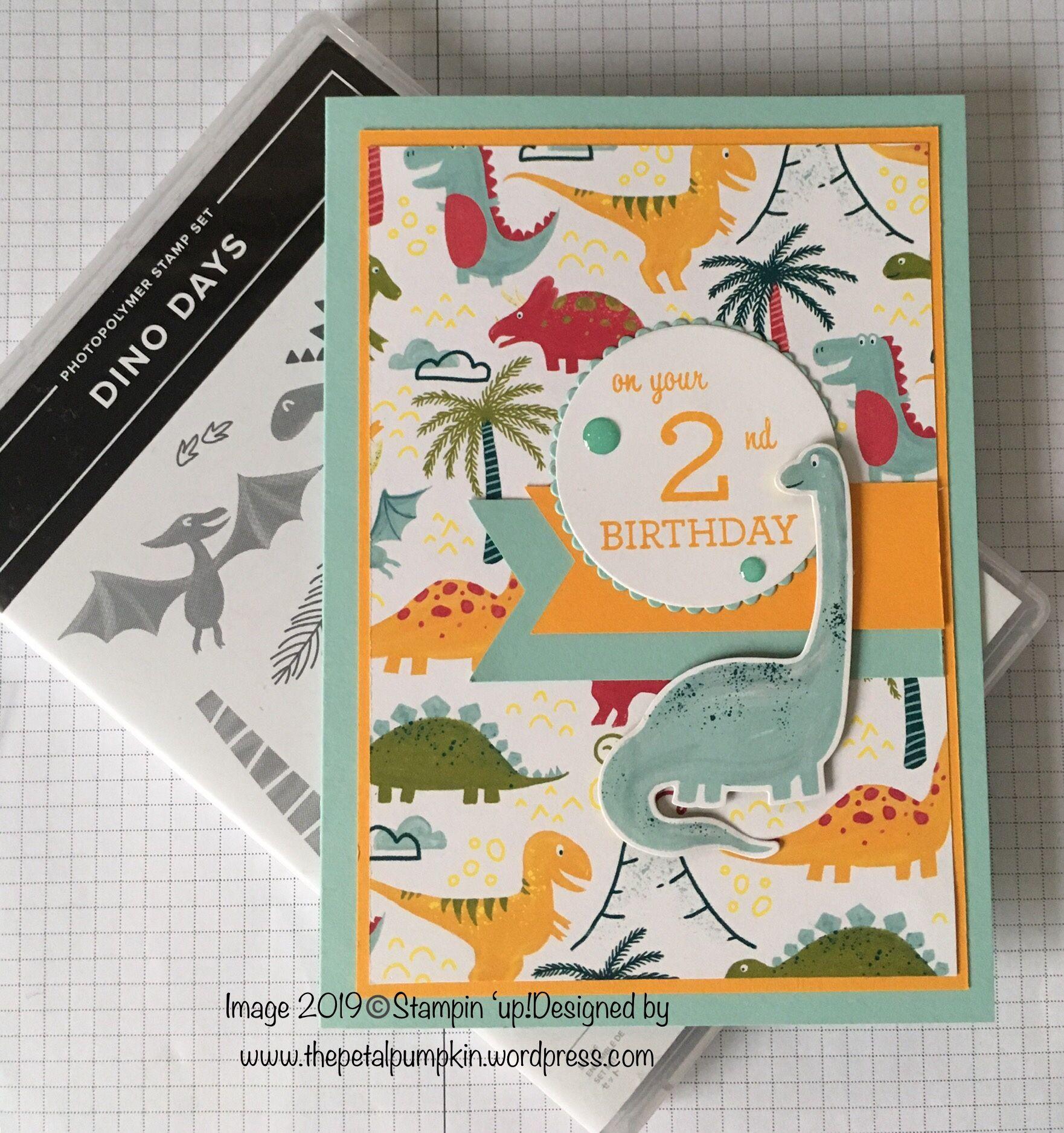 Kids Birthdays Kids Birthday Cards Dinosaur Cards Kids Cards