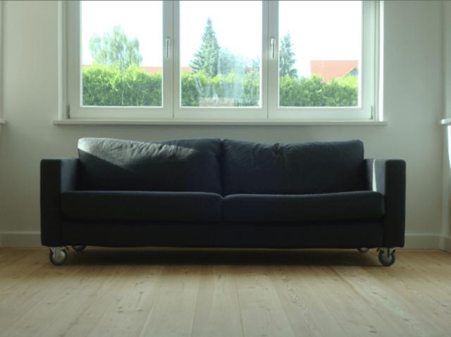 Bon Ikea Sofa On Wheels