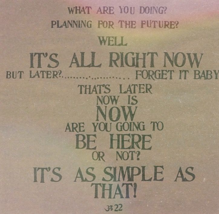 Be Here Now (book) - Wikipedia