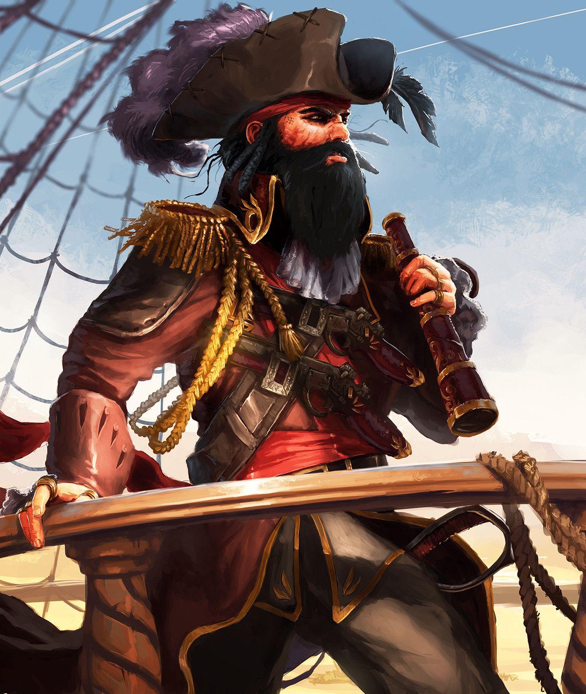 Картинка пирата для аватарки