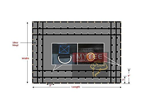 Flatbed Truck Tarps 18oz Steel Tarp 16 X 20 Black Check Out This Great Product By Click Affiliate Link Amazon Com Trucks Tarps Steel