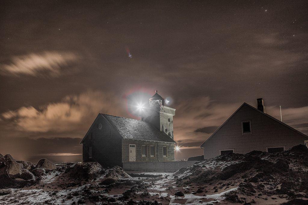 https://flic.kr/p/dz1hV8 | Obrestad lighthouse