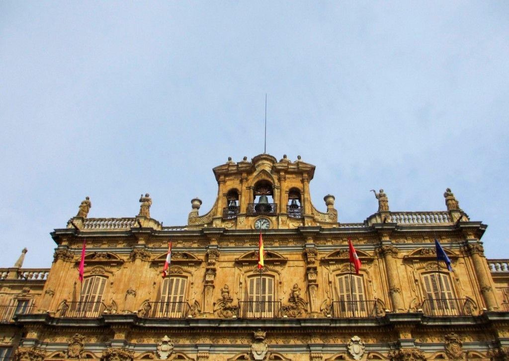 Salamanca's Plaza Mayor