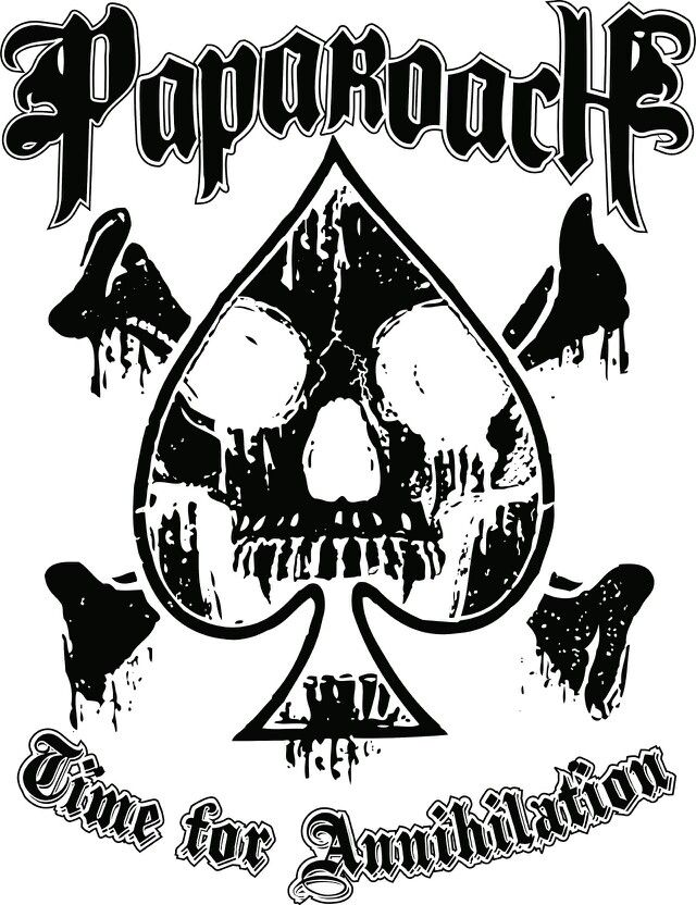 Pin By Kylo Ren On Papa Roach Papa Roach Band Posters Legend Music