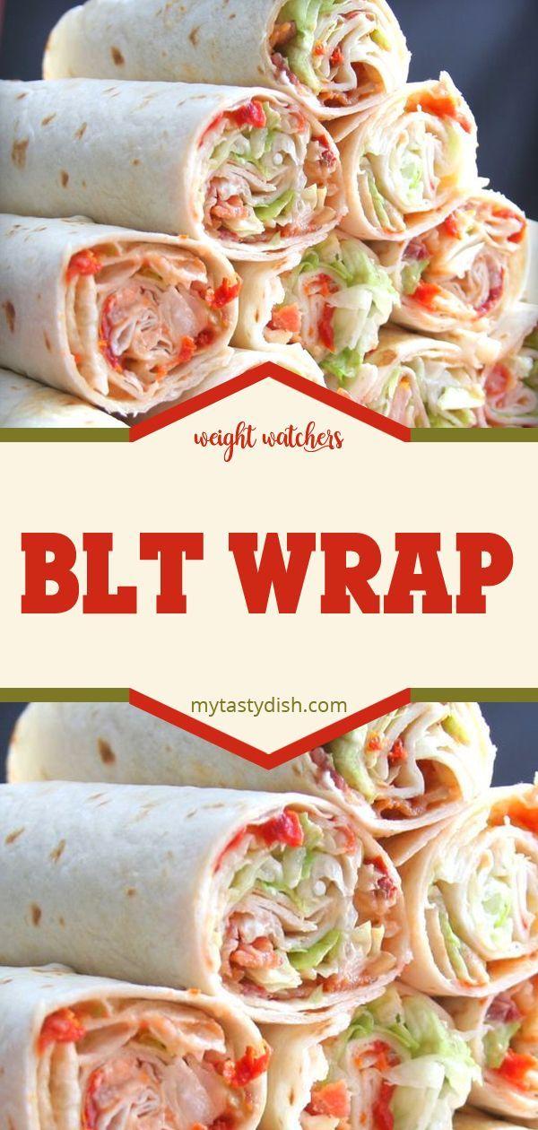BLT Wrap images