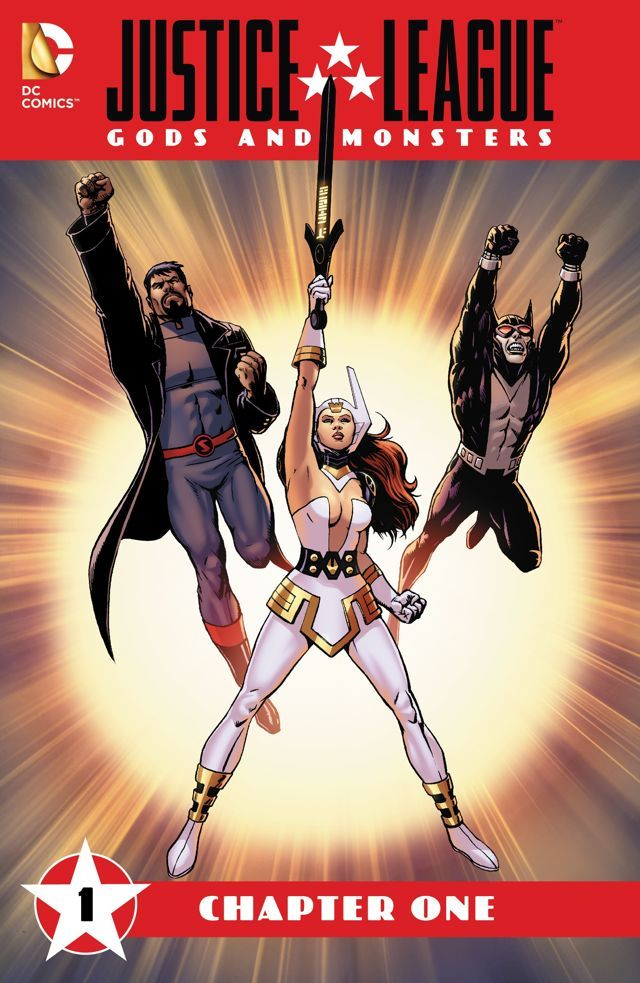 Justice League - Gods & Monsters #1 – GetComics