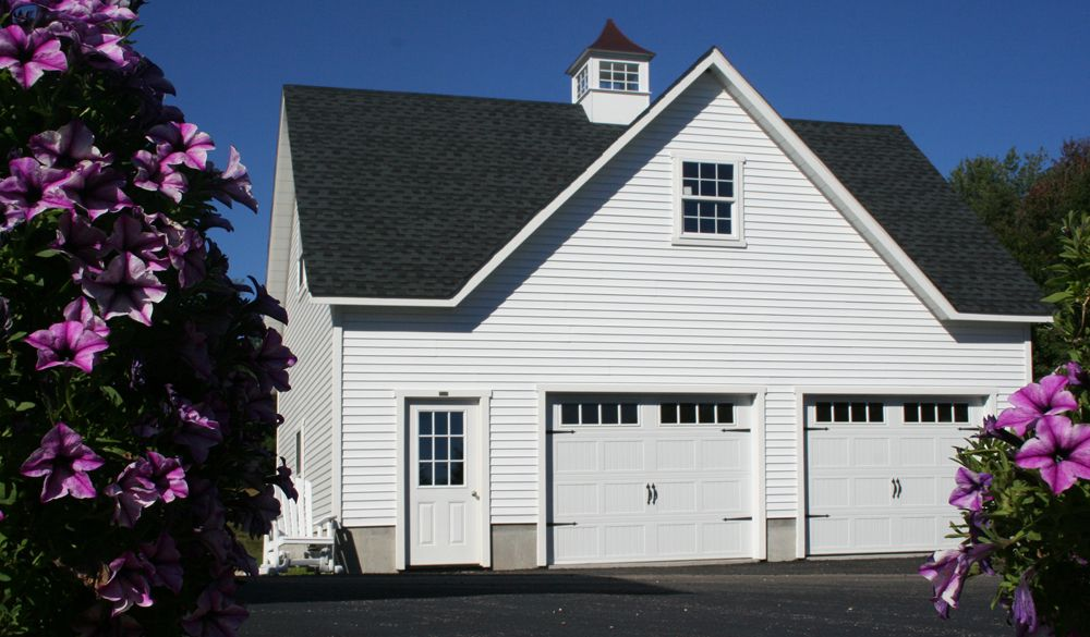 These Flowers Around This Elite Cape Garage Make Us Miss